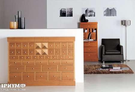 Итальянская мебель Sellaro  - Комод Piazze