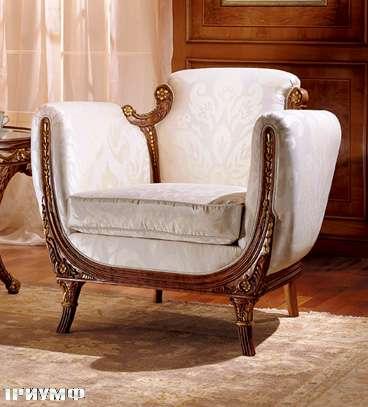 Итальянская мебель Colombo Mobili - Кресло арт.278.Р кол. Vivaldi