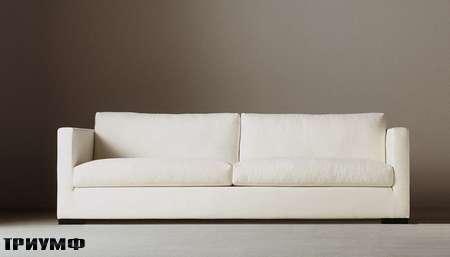 Итальянская мебель Meridiani - Диван-кровать Belmondo