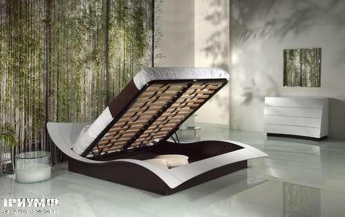 Итальянская мебель Reflex Angelo - Кровать butterfly подъёмный механизм