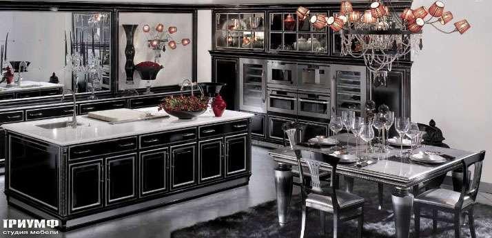 Итальянская мебель Brummel cucine - кухня Grand-Gourmet-R