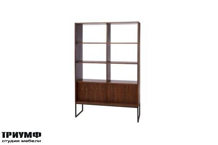 Американская мебель Cisco Brothers - Karter Bookcase