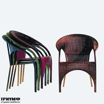Итальянская мебель Driade - Кресло Fina Filipina