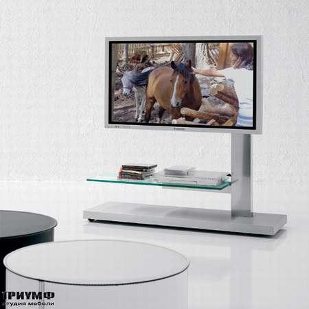 Итальянская мебель Cattelan Italia - Панель под ТВ Hollywood