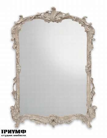 Итальянская мебель Chelini - Зеркало рельефное арт.840