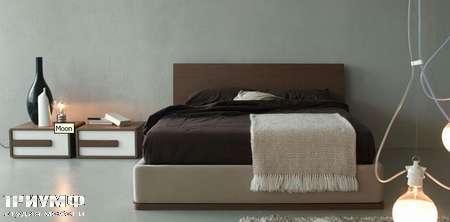 Итальянская мебель Olivieri - Кровать Moon