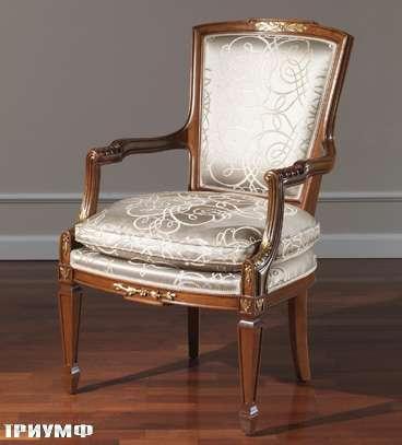 Итальянская мебель Colombo Mobili - Кресло арт.286.3 кол.Mascagni