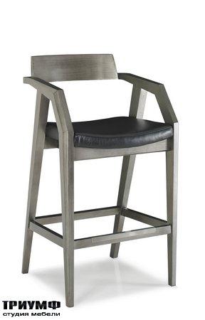 Американская мебель Hickory White - Popi Bar Stool