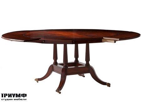 Американская мебель Kindel - Georgian Round Dining Table