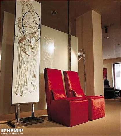 Итальянская мебель Baxter - Кресло Vienna