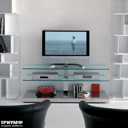 Итальянская мебель Cattelan Italia - Панель под ТВ Play