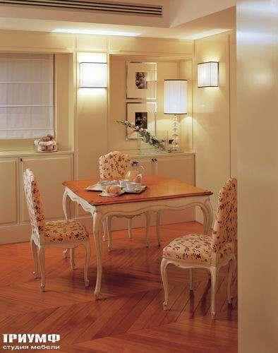 Итальянская мебель Salda - Стол  COD: 7513