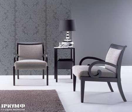 Итальянская мебель Porada - Кресло doris