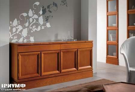 Итальянская мебель Sellaro  - Комод Quadro
