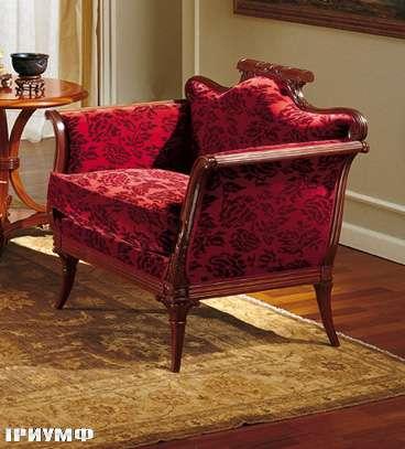 Итальянская мебель Colombo Mobili - Кресло арт.291.Р кол.Mscagni