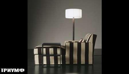 Итальянская мебель Meridiani - Кресло релакс Bogart relax
