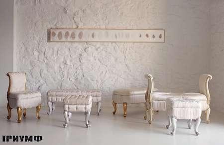 Итальянская мебель Volpi - пуф