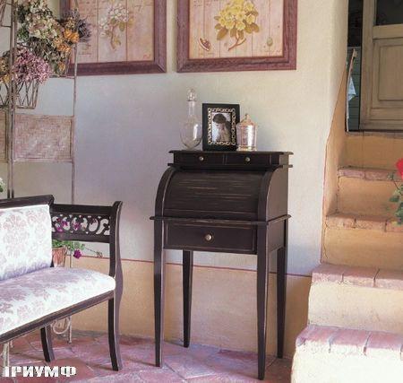 Итальянская мебель Tonin casa - секретер компактный