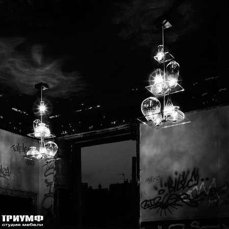 Освещение Flos - Philippe Starck   cicatrices de luxe