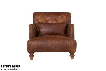 Американская мебель Cisco Brothers - Acacia Chair Leather