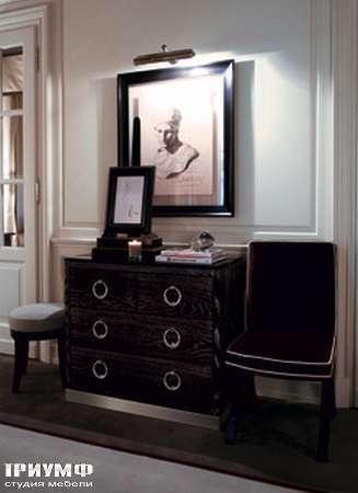 Итальянская мебель Chelini - Комод 6 ящиков, глянцевый лак