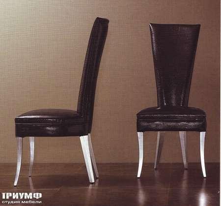 Итальянская мебель Rugiano - Стул Duchessa с высокой спинкой