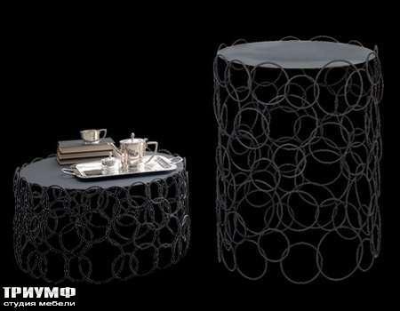 Итальянская мебель Cantori - журнальный стол Mondrian