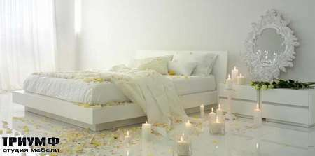 Итальянская мебель Olivieri - Кровать Self