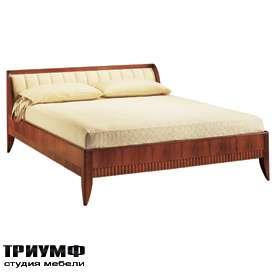 Итальянская мебель Morelato - Кровать с рифленым основанием