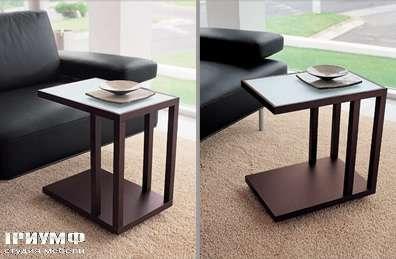Итальянская мебель Longhi - стол журнальный tender