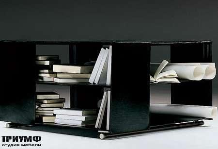 Итальянская мебель Flexform - small tables stools groundpiece