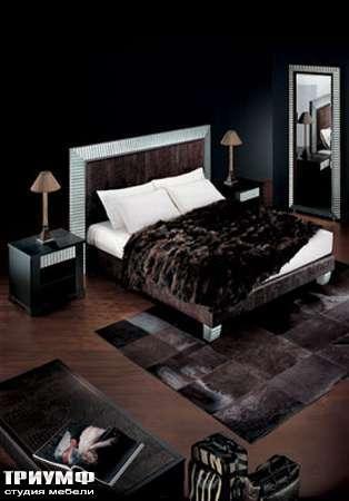 Итальянская мебель Smania - Кровать Tono