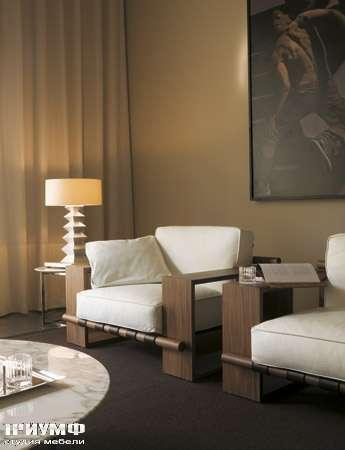 Итальянская мебель Porada - Кресло panama