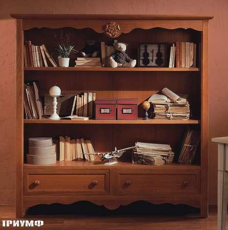 Итальянская мебель De Baggis - Шкаф открытый RV501