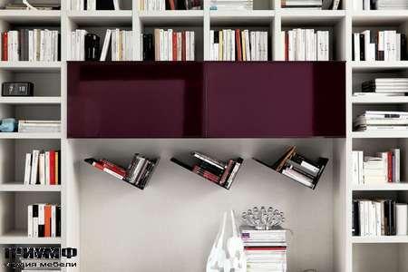 Итальянские кухни Copat  - книжный шкаф