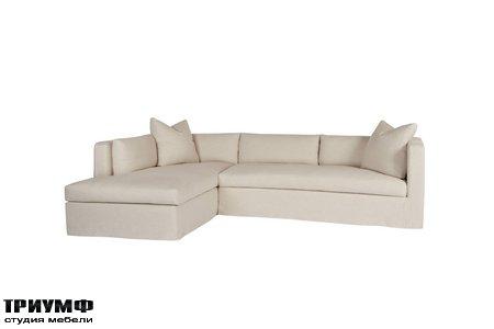 Американская мебель Cisco Brothers - Agosto 2pc Sectional