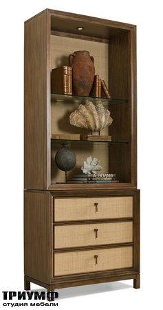 Американская мебель Hickory White - Carl Bookcase