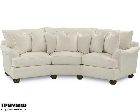 Американская мебель Thomasville - Portofino Wedge Sofa