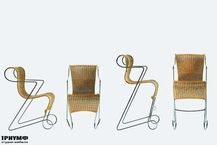 Итальянская мебель Driade - Стул Zigo, стул барный  Zago