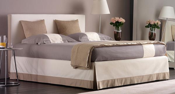 Итальянская мебель Flou - Кровать Plaza
