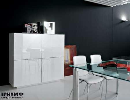 Итальянская мебель Cattelan Italia - Тумба Futura 4