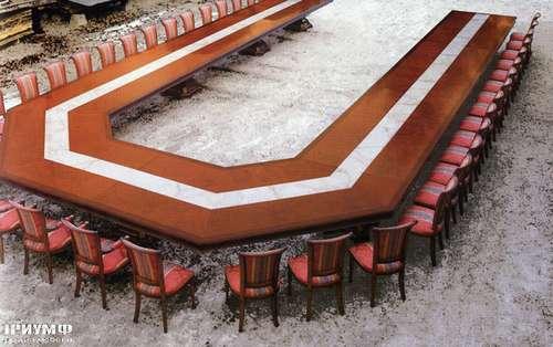 Итальянская мебель Citterio Fratelli - Конференц стол для переговоров, размер по техническому заданию