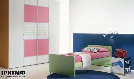 Итальянская мебель Di Liddo & Perego - Шкаф с распашными дверьми, из лака