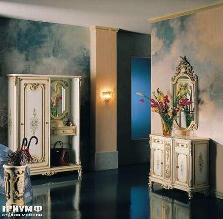 Итальянская мебель Silik - Прихожая с раздвижной створкой