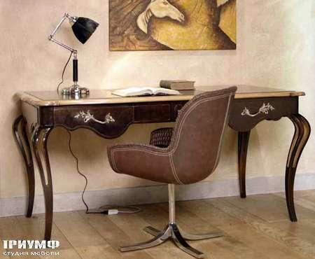 Итальянская мебель Grande Arredo - Cтол письменный Vague