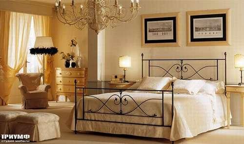 Итальянская мебель Giusti Portos - Спальня классический дизайн Tuscania