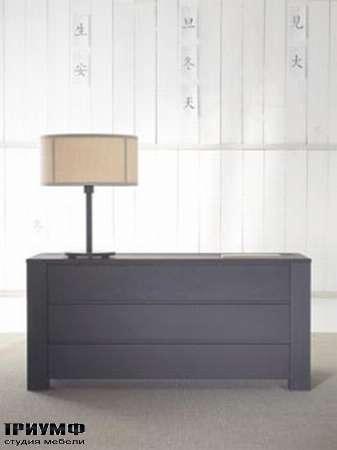 Итальянская мебель Orizzonti - комод Andaman с 3 мя ящиками