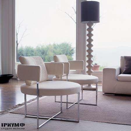 Итальянская мебель Porada - Кресло sirio