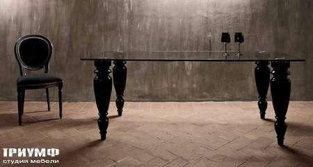 Итальянская мебель DV Home Collection - Стол Berry 230x130x77