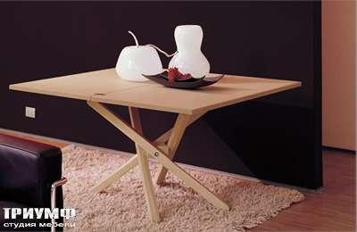 Итальянская мебель Longhi - стол трансформер suegiuleg